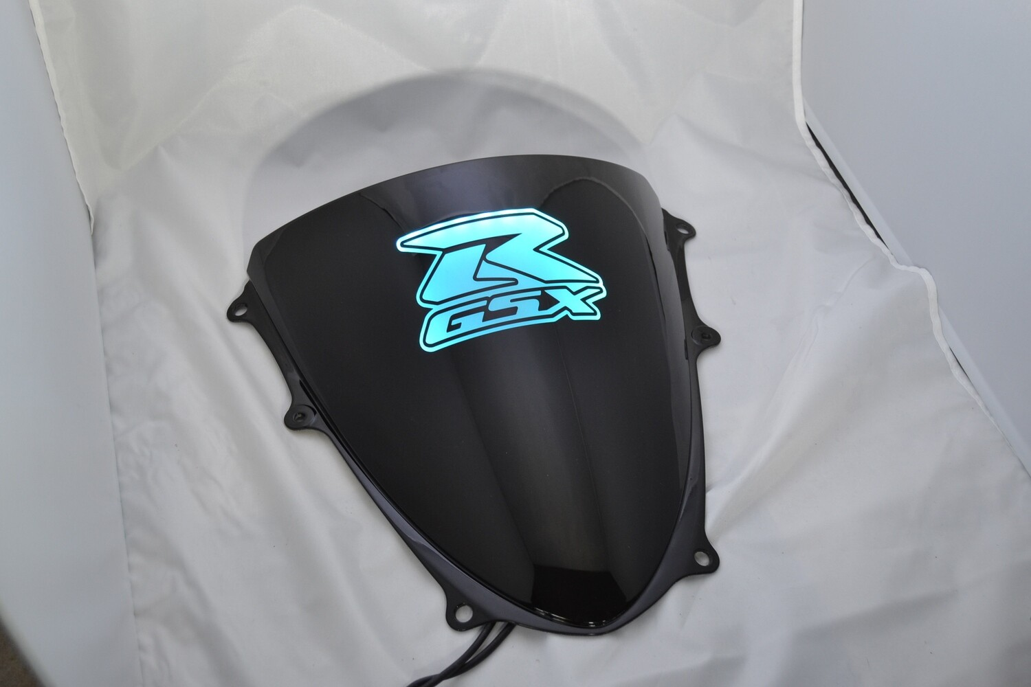 2009-2011 Suzuki GSXR 1000 Light Up Windscreen
