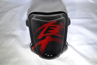 Suzuki Hayabusa (08-up) Custom Kanji Taillight (Integrated) RED