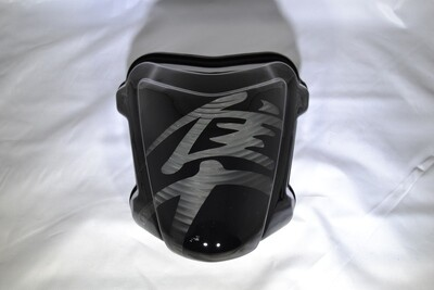 Suzuki Hayabusa (08-up) Custom Kanji Taillight (Integrated) SMOKED