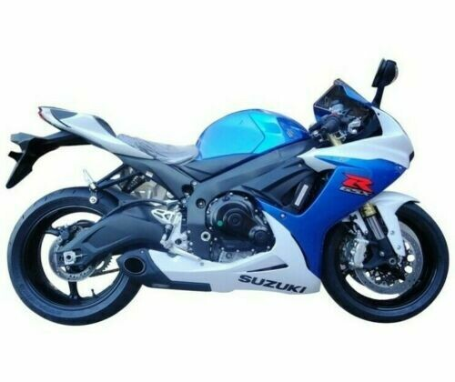 2011-2020 Suzuki GSXR 600/750 CS Racing Full Exhaust System