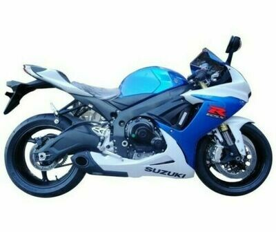 2011-2020 Suzuki GSXR 600/750 CS Racing Full Exhaust System