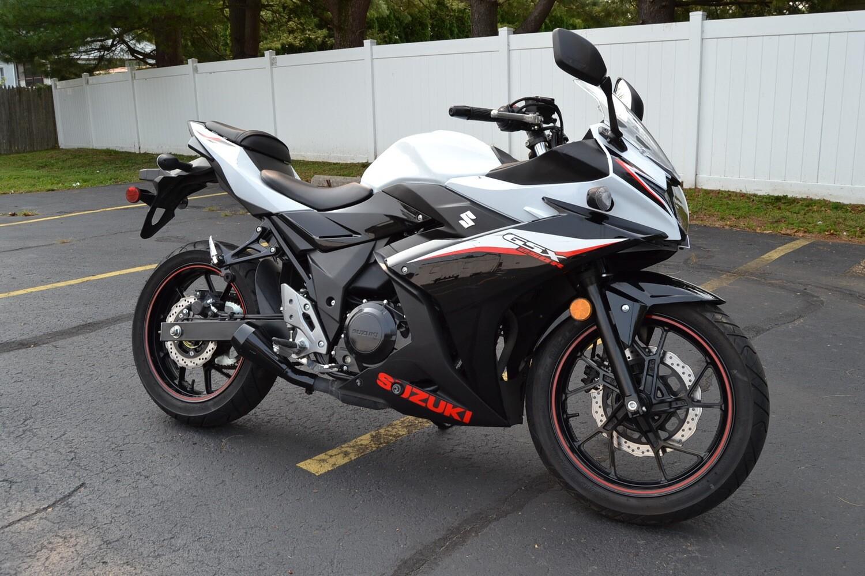 2020 Suzuki GSXR 250