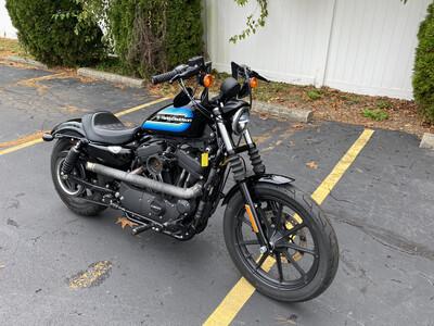 2018 Harley Iron 1200