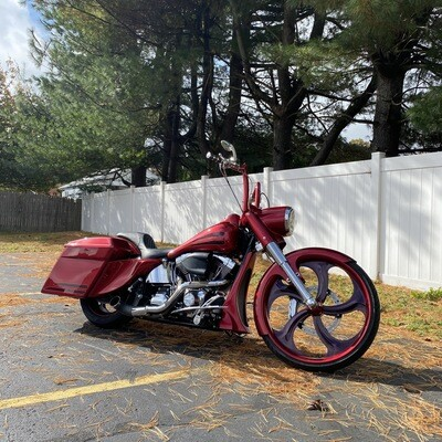 2008 Harley Davidson Softtail Deluxe