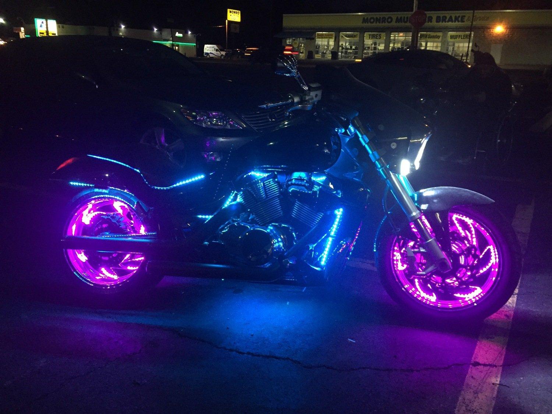 Wheel Light Kit