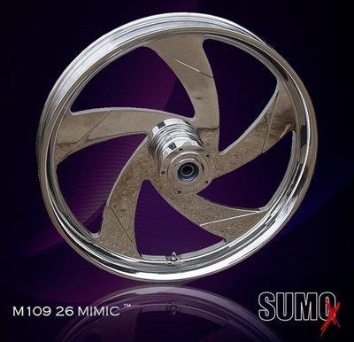 Suzuki M109R 26 Inch Mimic Wheel