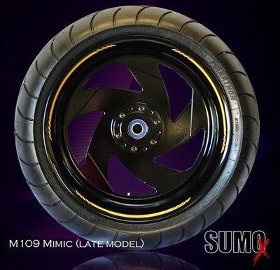 SUZUKI M109R REAR MIMIC WHEEL 18 x 10  (late design)
