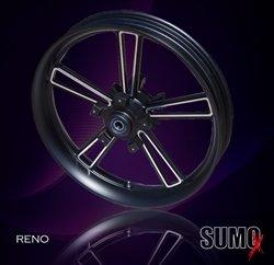 Reno front wheel