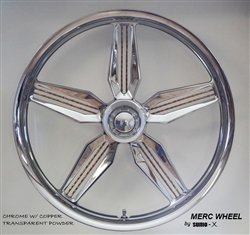 Merc Wheel