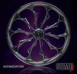 Intimidator wheel