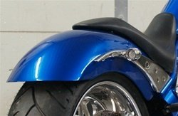 HONDA FURY Sumo Fat Shorty Fender (Straight cut)