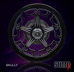 Skully wheel