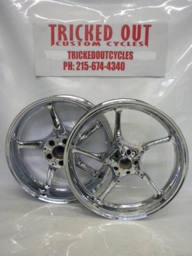 Yamaha Chrome Wheel Exchange