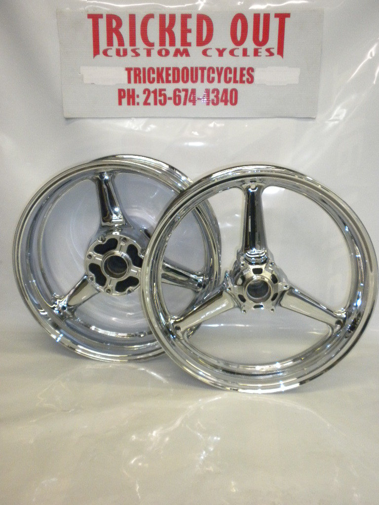 Honda Chrome Wheel Exchange