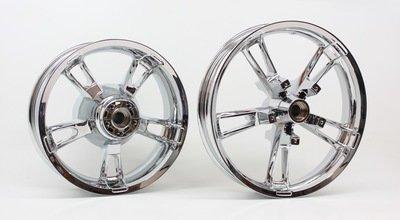 Harley Davidson Enforcer Wheel Chrome Exchange