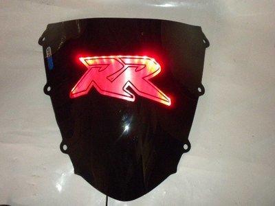 CBR RR Style Lightup Windscreen