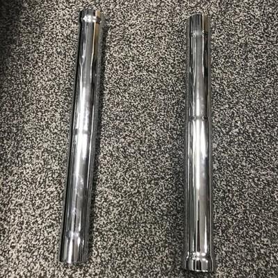 Suzuki M109 Chrome Fork Legs