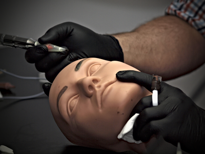 3D Training Face and Masks