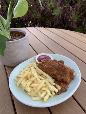 Kids Chicken & Chips