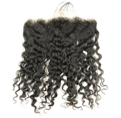 13 x 4 Frontal Cambodian Steam Curly