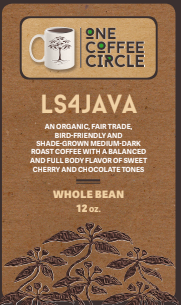 LS4JAVA Whole Bean