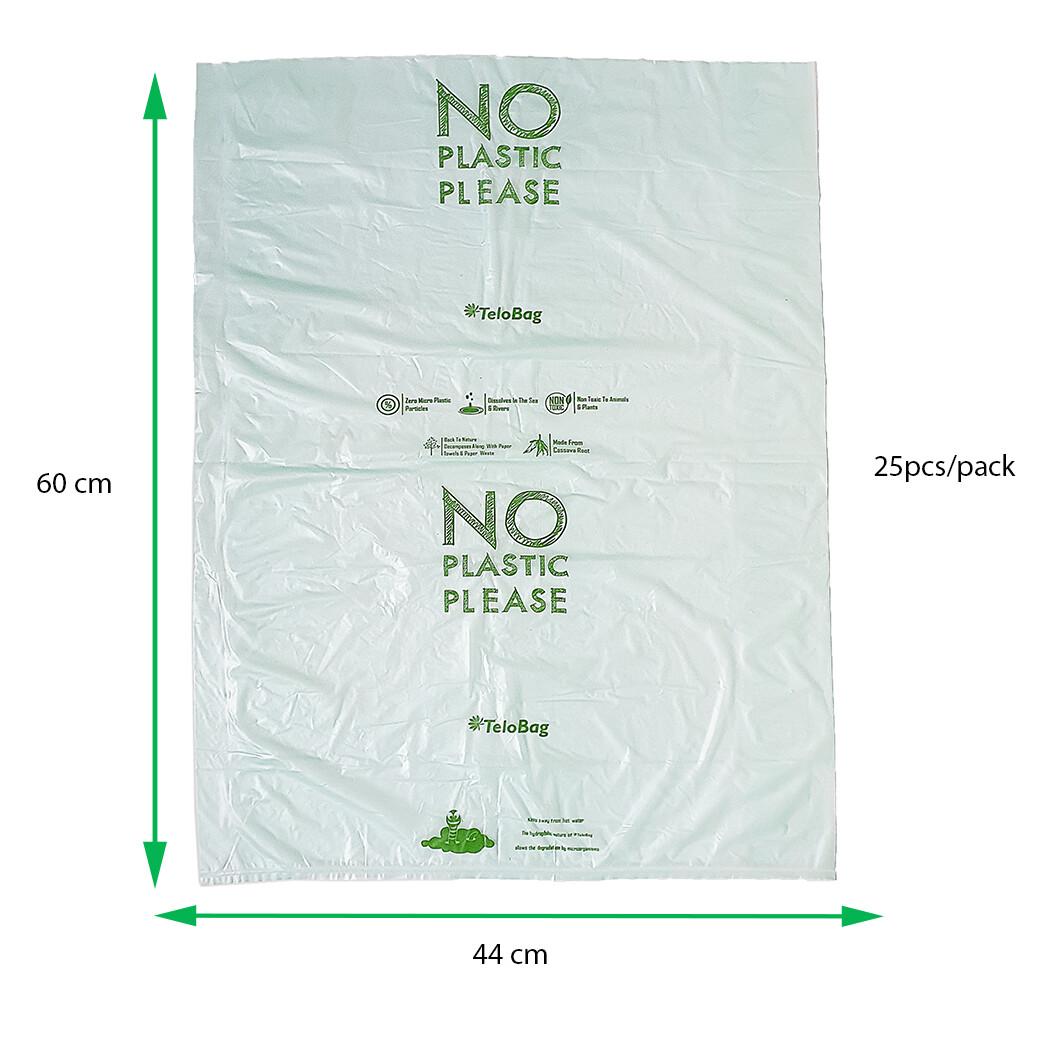 TeloBag Size 44 Multipurpose Laundry, Packaging, Trash Bag
