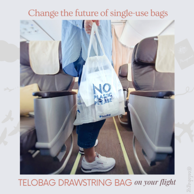 TeloBag Drawstring Bag