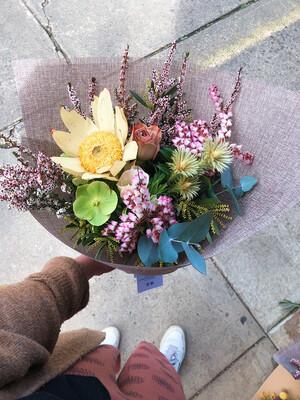 Single Fresh Bouquet