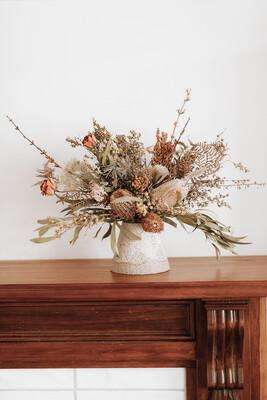 Everlasting Vase Arrangement