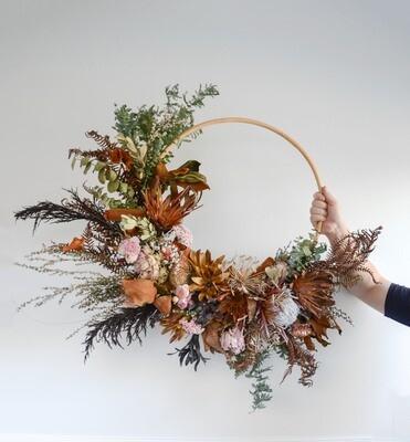 Everlasting Wreath 46 Cm