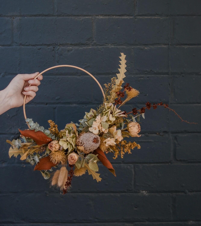 Everlasting Wreath 23cm