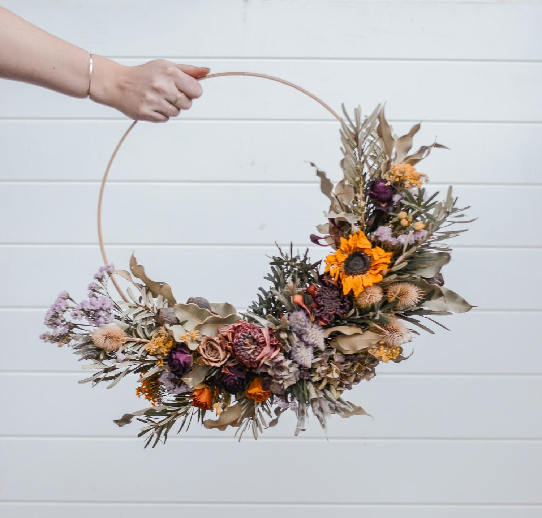 Everlasting Wreath 35cm