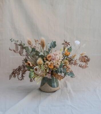 E&G WORKSHOP Saturday 7th August, Large Everlasting Vase Arrangement