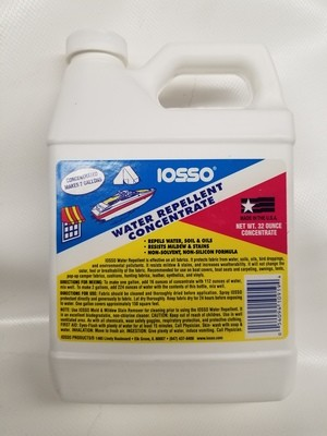 IOSSO Concentrate Water Repellent 1 Gal.