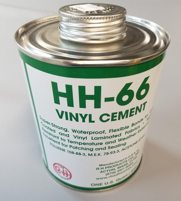 H 66 Vinyl Cement quart