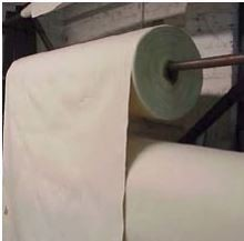 """#10 Unfinished Canvas Duck Roll – Full Roll Approx 100 Yards 84"""" Width"""
