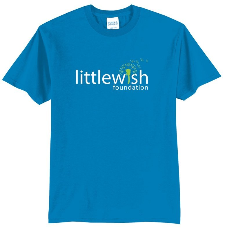 Little Wish Foundation Child T-shirt