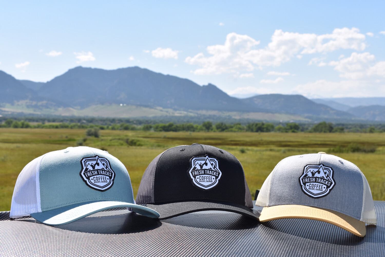 Fresh Tracks Trucker Hat
