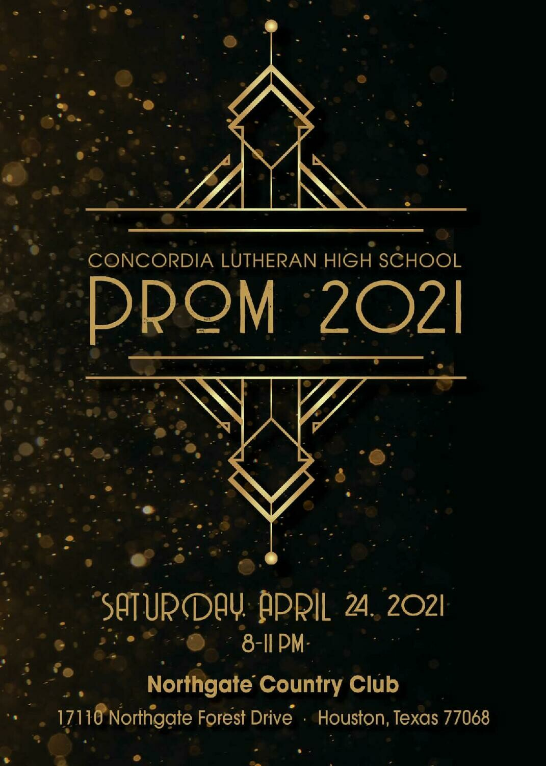 PROM - COUPLES TICKETS