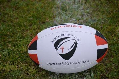 Balón de Rugby del SRC