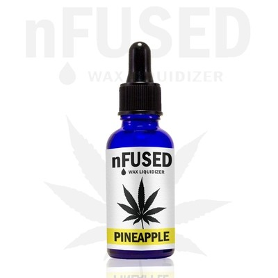 nFUSED - WAX LIQUIDIZER PINEAPPLE EXPRESS