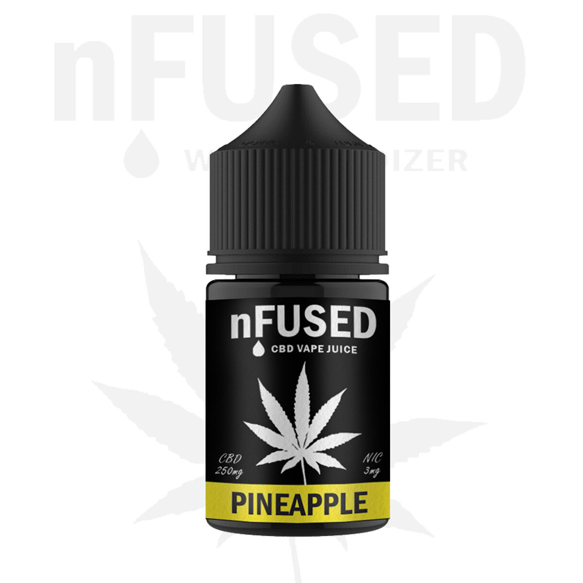nFUSED - CBD VAPE PINEAPPLE EXPRESS