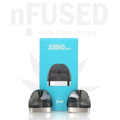 nFUSED - RENOVA ZERO POD REPLACEMENT 2 PACK