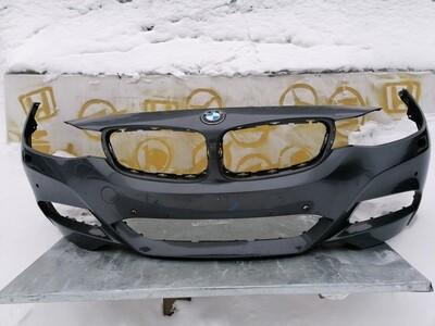 БАМПЕР ПЕРЕДНИЙ BMW 3 F34 GT M PAKET БУ ОРИГИНАЛ