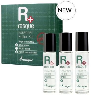 Resque Essential Roller Set (Calm, Uplift & Focus)