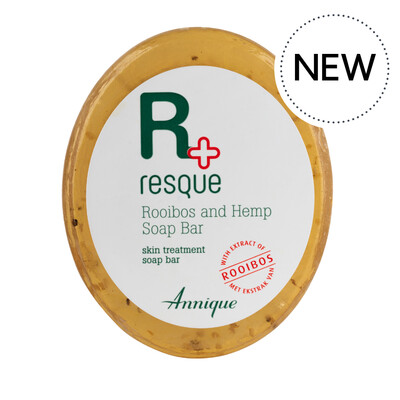 Rooibos & Hemp Soap 125g