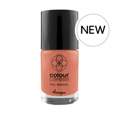 Peach Nail Enamel 10ml
