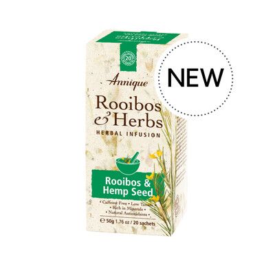 Rooibos & Hemp Tea 50g