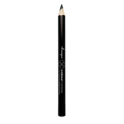 Colour Caress 2 in 1 Eye & Eyebrow Pencil Black