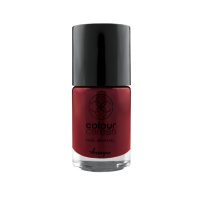 Deep Red Nail Enamel 10ml